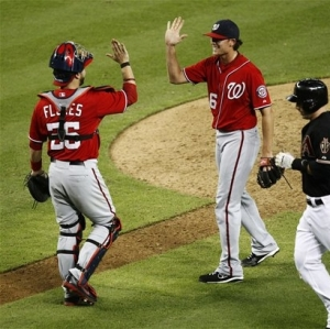 The Nationals won a Major League high 98 games in 2012, becoming only the fourth team since 2006 to win at least 98 games in a season.